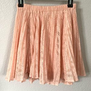 Pins and Needles Urban Outfitters Lace Skirt M